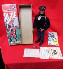 1964 VINTAGE GI JOE JOEZETA:  1969 SEARS SUBSTITUTION NEGRO ADVENTURER BOXED