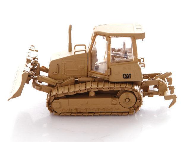 Escala 1 50 50 50 Caterpillar Cat militar D6K Pista Tipo Tractor Colección Modelo 5525 04ad7d