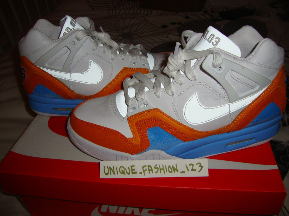 Nike air tech challenge II 2 agassi Australian US 8 UK 7 41 Open Sp Wimbledon-