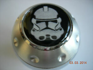 Stormtrooper Aluminum Gear Shift Knob Wars Storm Trooper