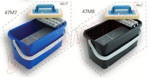 Telaio per piastrelle completamente in materiale plastico