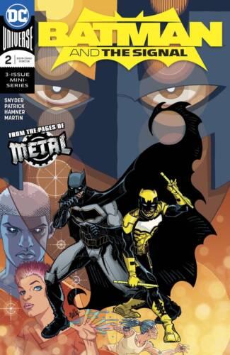 BATMAN AND THE SIGNAL #2 OF 3 DC COMICS NM