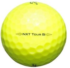 100 Titleist NXT Tour Yellow AAA+ Used Golf Balls