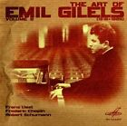 The Art of Emil Gilels 4600317007189 by Schumann CD