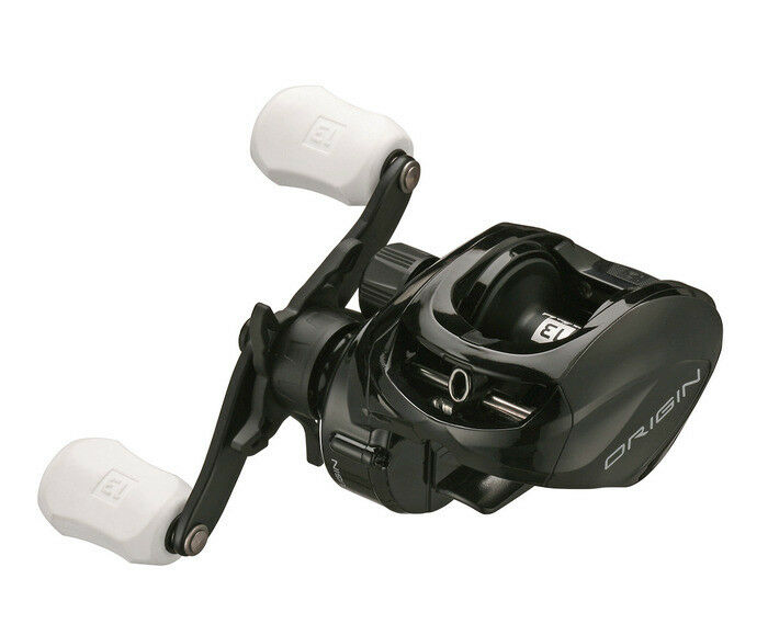 13 LEFT FISHING ORIGIN A BAITCAST REEL 6.6:1 LEFT 13 HAND 3b3f0f