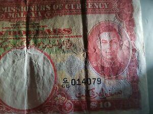 Malaya-1941-King-George-10dollar-Raw-Good-Embossing