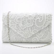 a74b7a6a4bb7 item 4 Womens Ladies Lace Envelope Clutch Bag Evening Bag Bridal Wedding Bag  Handbag -Womens Ladies Lace Envelope Clutch Bag Evening Bag Bridal Wedding  Bag ...