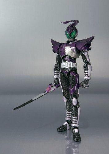 S.H.Figuarts Masked Kamen Rider Kabuto SASWORD Action Figure BANDAI BANDAI BANDAI from Japan 3d2bbe