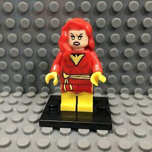 Dark-Phoenix-Custom-Minifigure-RBC-Custom-Minifigures-X-Men-Minifigures