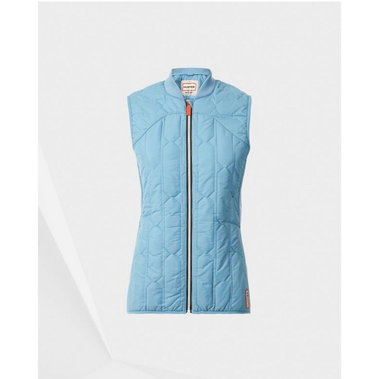 Hunter Original Midlayer Gilet Vest XS Pale bluee