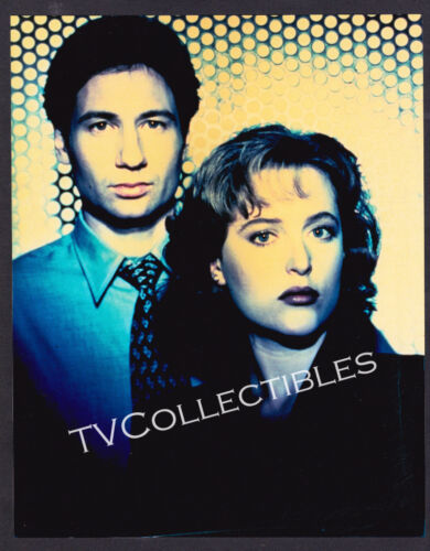 8x10 Photo~ THE X-FILES ~1998 ~David Duchovny ~Gillian Anderson