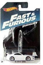 2017 Hot Wheels Fast & Furious #7 '94 Toyota Supra Furious7