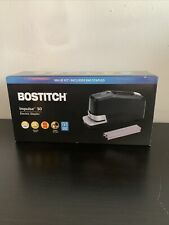 Bostitch Impulse 30 Electric Stapler 30 Sheet Capacity Black New In Box