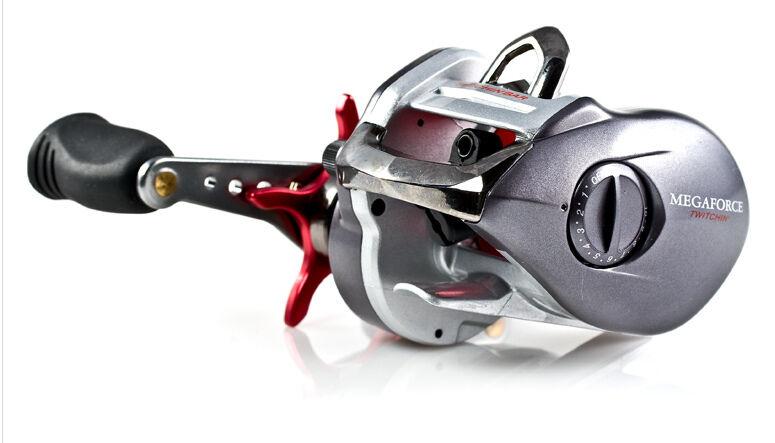DAIWA MEGAFORCE 100TSH FISHING REEL RIGHT HAND