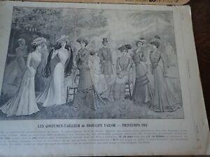 HIGH-LIFE-TAILOR-magasin-par-KOWALSKY-publicite-papier-ILLUSTRATION-1902-col-A