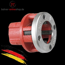"""Elektrisch Gewindeschneid Maschine Rohrgewinde Schneider BSPT 1//2/""""-3//4/""""  1/""""-2/"""""""