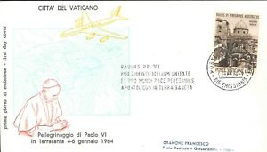 1964 - Fdc (001595)