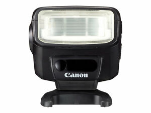 Canon 270ex II Speedlite Flash Unit
