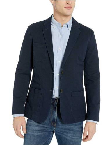 Goodthreads Men/'s Slim-Fit Stretch Twill Blazer Size X-Large Navy Navy,