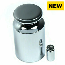 500g Calibration Weight With 5 Gram Test Weight Chrome