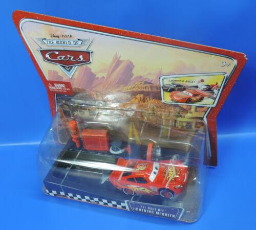 Disney Cars Launch /& RACER m1893 Lightning Queen