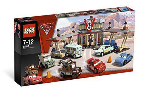 LEGO 8487 Flo's V8 Cafe