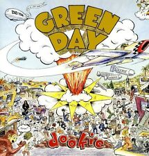 GREEN DAY - DOOKIE VINYL LP ROCK 14 TRACKS NEU
