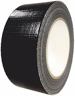 Gewebeband Gaffer 50mm x 50m Klebeband Duct Tape Packband Panzerband Steinband