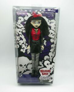 Bleeding-Edge-Malice-Begoths-2003-Collectible-Goth-Doll-12-NOB-FREE-SHIP