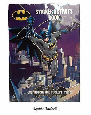 Batman Stickers party bag filler