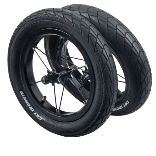 """Pair for Strider 12/"""" Balance Bike Parts Upgrade Replacement Wheel Pneumatic Tire"""