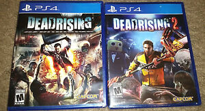 Details about Dead Rising & Dead Rising 2 -Sony PlayStation 4 PS4 Games  Capcom