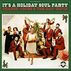 Its A Holiday Soul Party! (Red Vinyl/LP+MP3) von Sharon Jones & The Dap Kings (2015)