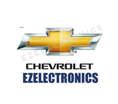 """2006 TO 2009 CHEVY TRAILBLAZER INSTRUMENT CLUSTER /""""EXCHANGE/"""" WITH LEDS"""