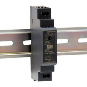 Meanwell-HDR-15-24-Ultra-Slim-DIN-Rail-Power-Supply