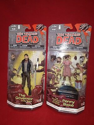 Penny Blake The Walking Dead Comic Series 2 Action Figure by McFarlane