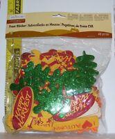 Creatology 48 Piece Autumn Fall Thick Foam Stickers Craft Lot