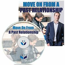 Move On From A Past Relationship Hypnosis CD + FREE MP3 VERSION hypnotherapy