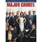 Major Crimes Complete First Season 0883929276196 DVD Region 1