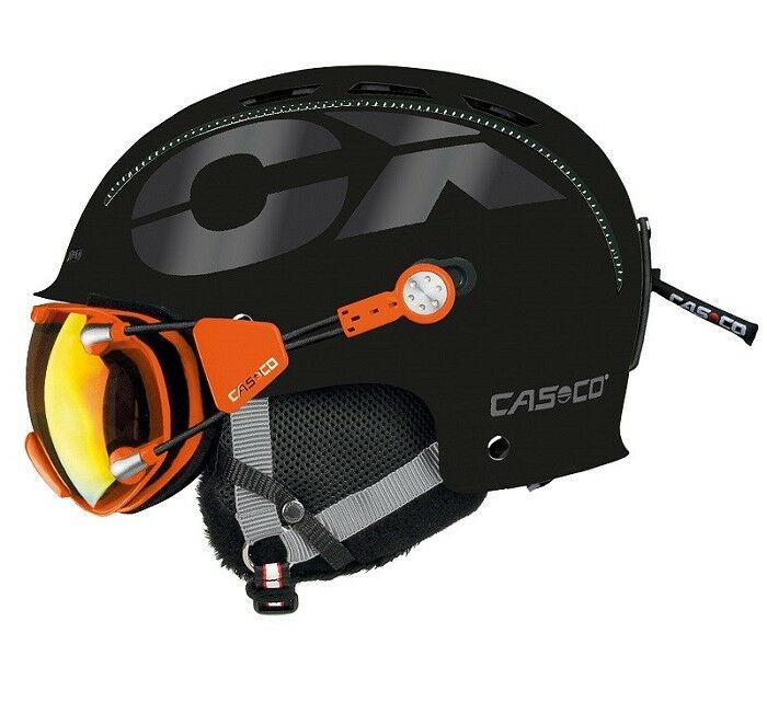 Casco - CX-3 ICECUBE - Farbe  black - Größe  L (59 - 63 cm)
