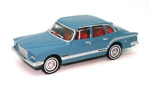 1-87-1962-S-SERIES-VALIANT-GAMBIER-BLUE-BRAND-NEW-DIECAST-IN-DISPLAY-CASE