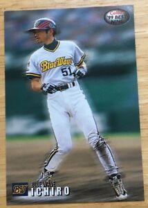 2000 Ichiro Calbee B 13 99 Best Nine Insert Japanese