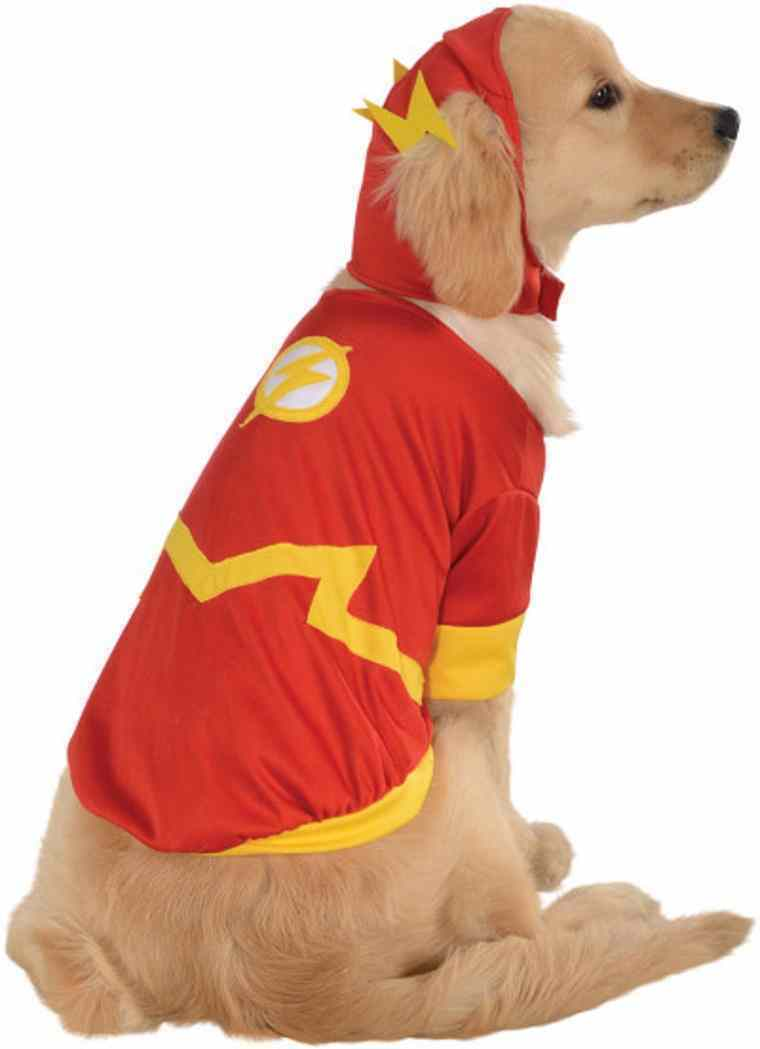 Justice League - DC Comics Superhero Justice League Dress Up Halloween Pet Dog Cat Costume