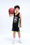 UK Boy Girl Basketball Kit Training Suit Sport Vest Shorts Jerseys Set Tracksuit
