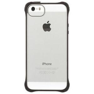 big sale d01f9 ec9d2 Details about GRIFFIN SURVIVOR IPHONE 5 5S SE HARD CLEAR BUMPER CASE COVER  - BLACK - GB36413-2