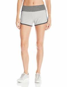 ASICS-Women-039-s-Everysport-Shorts-Performance-Mid-Grey-Med