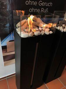 Das Bild Wird Geladen TUV Geprueft Biokamin Bioethanol Kamin  Feuerstelle Deko Kamin