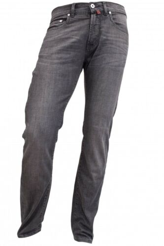 Pierre Cardin Uomo Blue Bolt Denim Jeans Lione in grigio