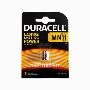 1-x-Duracell-11A-MN11-A11-CX21A-L1016-E11A-6v-Alkaline-Battery-Use-By-Date-2023