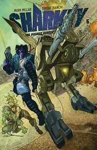 Sharkey-The-Bounty-Hunter-5-Cover-A-Image-comic-1st-print-2019-NM